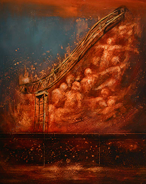 Dante S Inferno Inspires Young Artist