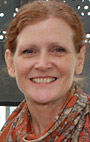 Jayne Samples, tutor of Jessica Cutler, the top midwifery graduate at the University of Huddersfield