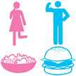 Gender and foods