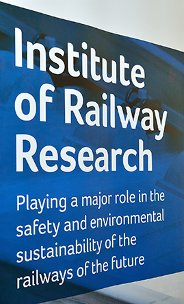 Institute of Railway Research (IRR)