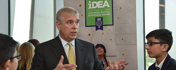 Duke of York's Inspiring Digital Enterprise Awards