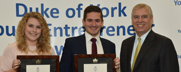 The Duke of York Young Entrepreneur Awards 2017