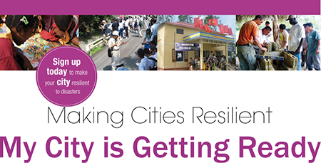 Making cities resilient